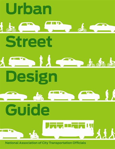 design guide national association of city