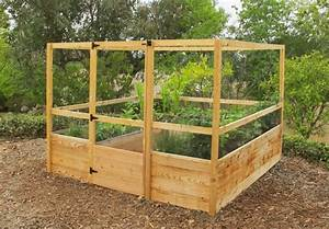 Raised Garden Beds  How To Build And Install Them