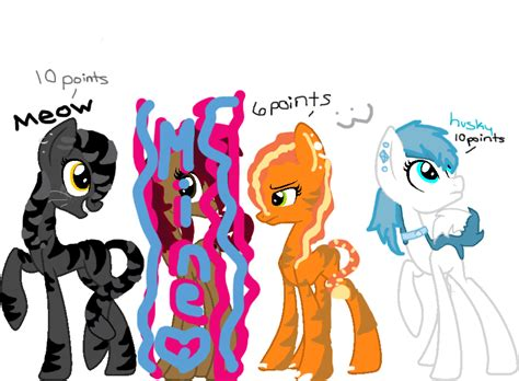 Dog And Cat Pony Adopts Close By Dreamsketchedsadopts On