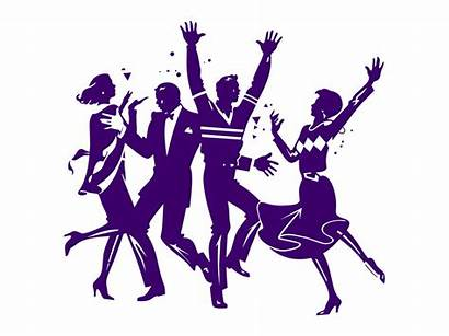 Party Clip Dancing Graphics Clipartpanda Clipart Projects