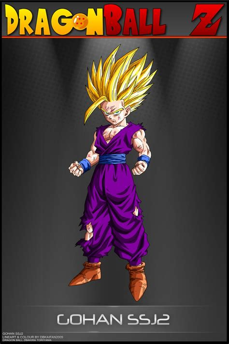 dbz wallpapers hd gohan wallpapersafari