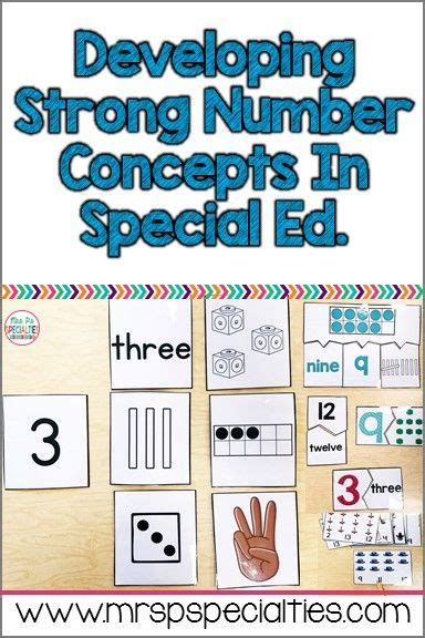 developing number concepts  special ed  images
