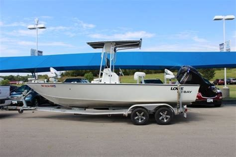 Lowe Bay Boats by Lowe 22 Bay 2014 For Sale For 25 995 Boats From Usa