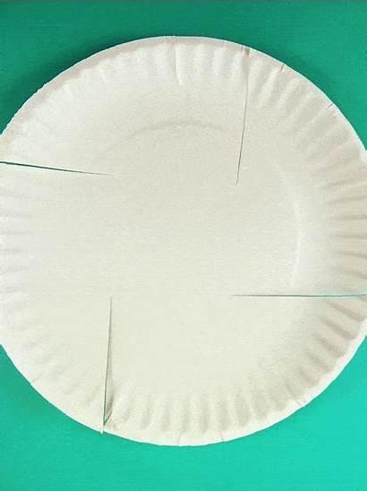 Basket Paper Plate Easter Quick Easy Recap