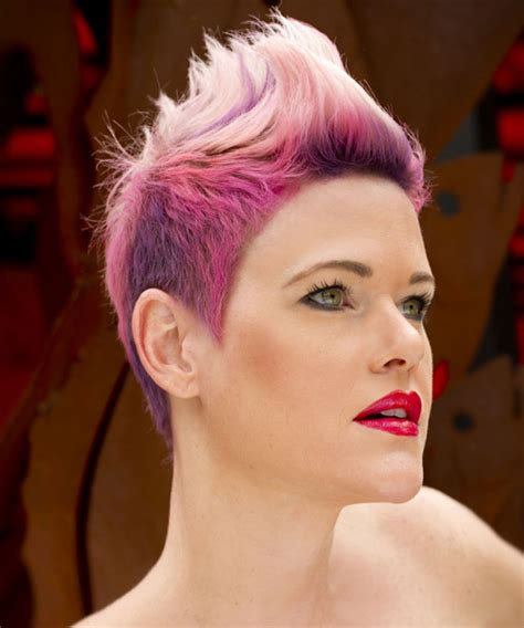 Bright Hairstyles by Alternative Hairstyle Pink Bright Hair