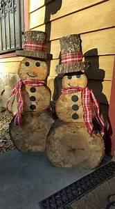 1000+ ideas about Wooden Snowmen on Pinterest Snowman
