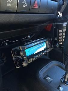 Dual Band Ham Radio Installed