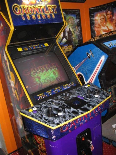 Gauntlet Legends Arcade Cabinet by Gauntlet Legends Mame Ified Updated 2007 05 08