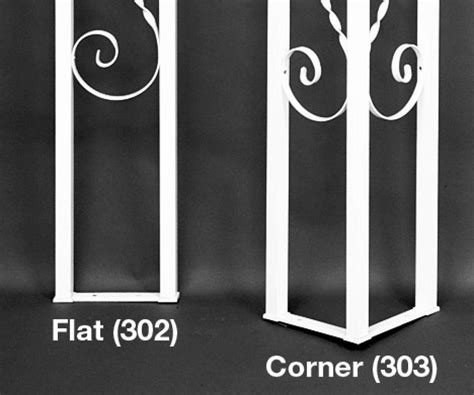 series  decorative columns superior aluminum