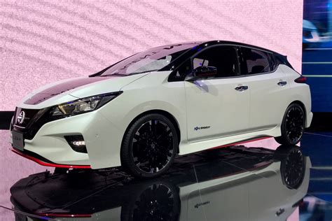 Nissan Leaf Nismo sexes up the bestselling EV line by CAR ...