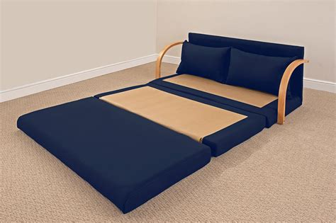 Folding Foam Sofa Bed Amazing Deal On Merax Convertible 5