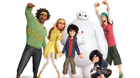 big hero 6 is coming to kingdom hearts iii nerdist