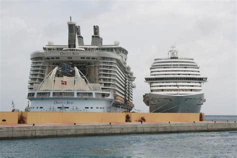 Royal Caribbean Cruise Ships Comparison | Detland.com
