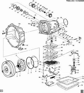 Chevy 700r4 Transmission Rebuild Diagram