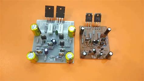 Amplifier Circuit Using