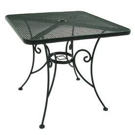 garden treasures patio table chair from lowes dining