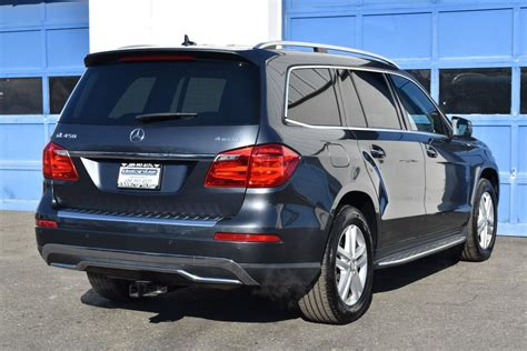 We analyze millions of used cars daily. 2014 Mercedes-Benz GL-Class GL 450 4MATIC AWD 4dr SUV - Ideal Auto USA