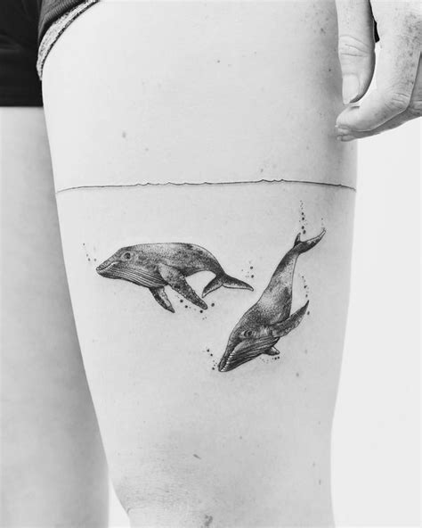 Thigh Tattoo for Women - 49 Sexy Ideas for Girls