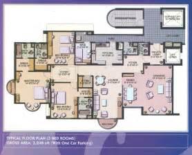apartment layout design floor plan creek vistas apartments dha karachi pakistan