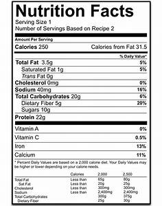 ingredient label template portablegasgrillwebercom With blank ingredients label