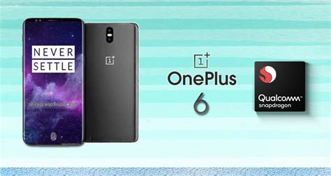 oneplus 6 specs confirmed in their new ad