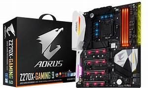 Gigabyte Aorus Z270x-gaming 9 Motherboard Review
