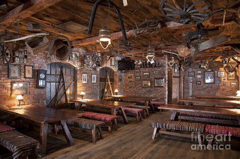 restaurant bar design ideas rustic restaurant seating photograph by jaak nilson Rustic