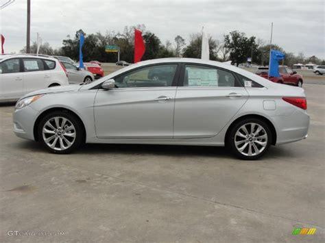 2011 Hyundai Sonata 2 0t Limited by Radiant Silver 2011 Hyundai Sonata Limited 2 0t Exterior