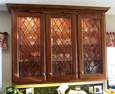 cabinet door inserts for kitchen leaded glass cabinet door inserts cabinet doors