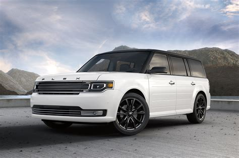 ford flex limited  week review automobile magazine
