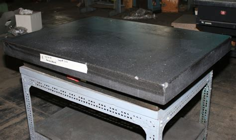 machinery values inc 48 length 36 width precision