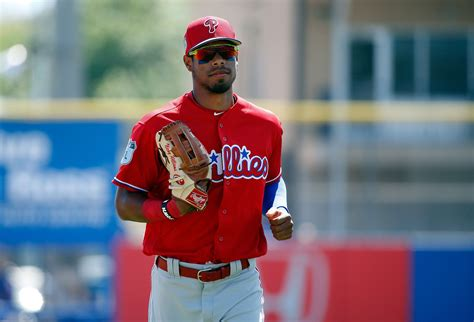 phillies farm system report williams  red hot