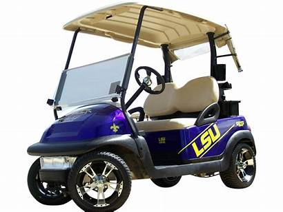 Cart Custom Lsu Carts Golf Louisiana Manufacturer