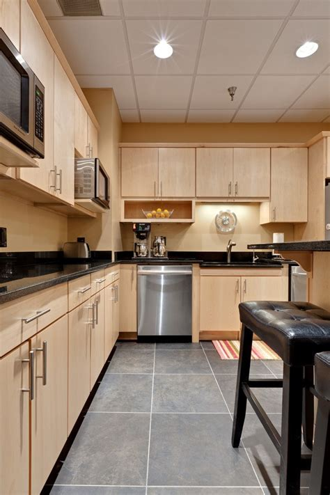 grey kitchen floors 15 cool kitchen designs with gray floors 1501