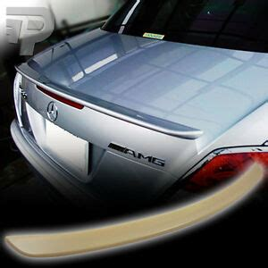 #US UNPAINTED Fit For Mercedes BENZ R171 TRUNK REAR ...