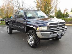 1999 Dodge Ram 2500 Slt Quad Cab 5 9l 4x4 Diesel Manual