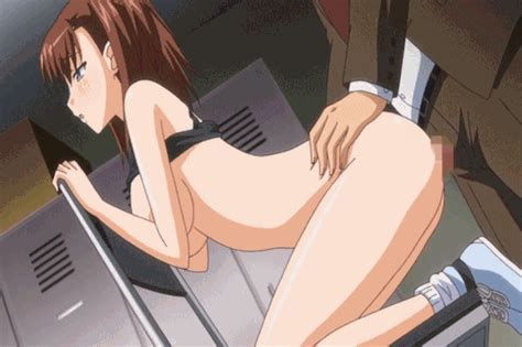 Xbooru Anime Breasts Censored Chair Hentai Jk To Inkou Kyoushi Locker Locker Room
