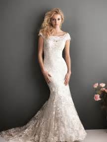 ivory wedding gowns a classical collection of ivory lace mermaid wedding dresses cherry