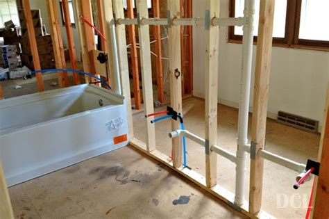 how to plumb a bathroom in bathroom plumbing lovely on floor with bathroom