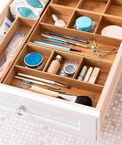 Rangement Maquillage Tiroir : 17 id es copier pour organiser et ranger vos tiroirs ~ Nature-et-papiers.com Idées de Décoration