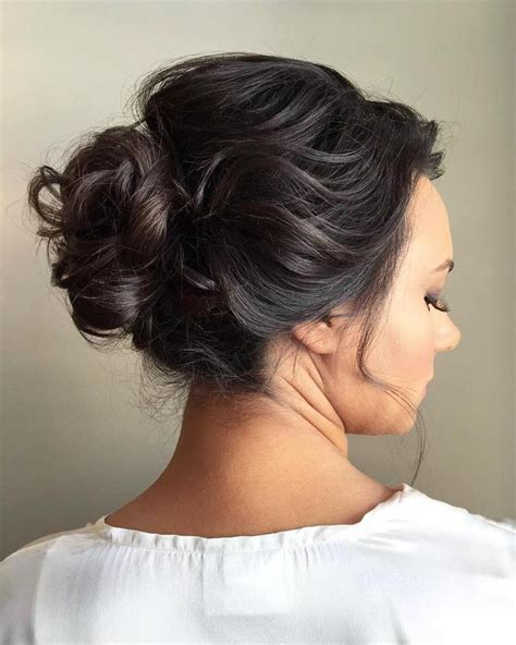 Hairstyles For Thin Hair Updos by Best 25 Hair Updo Ideas On Updos For