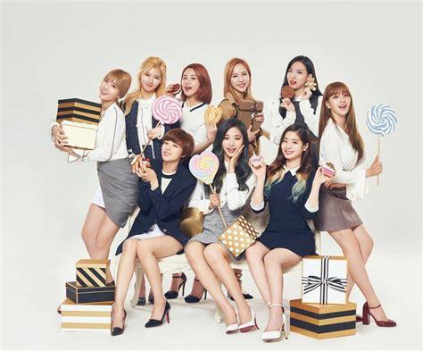Photo )) Twice Cuts For Lotte Duty Free Ad • Kpopmap