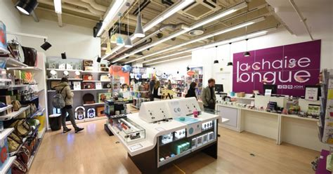 la chaise longue magasin la chaise longue installe un pop up store aux 4 temps