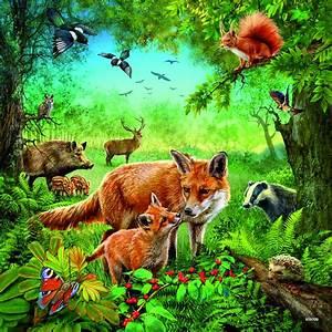 Tiere Unter Der Erde : tiere der erde 3x 49 teile ravensburger puzzle ~ Frokenaadalensverden.com Haus und Dekorationen