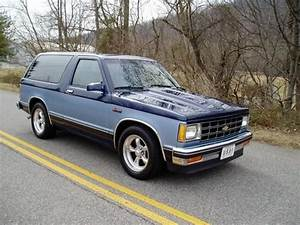 Buy Used 1989 Chevrolet S10 Blazer   2wd    Must See This