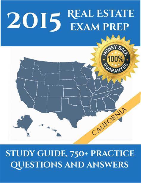 California Real Estate Salesperson Licensing Exam Study Guide! Has Everything You Need To Pass