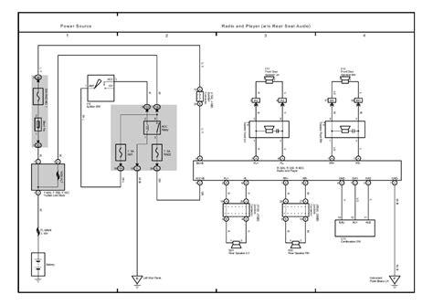 Toyota Sienna Jbl Radio Wiring Diagram