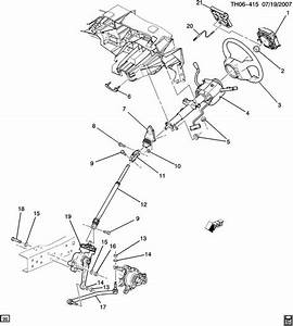 Gmc C4500 Steering System  U0026 Related Parts