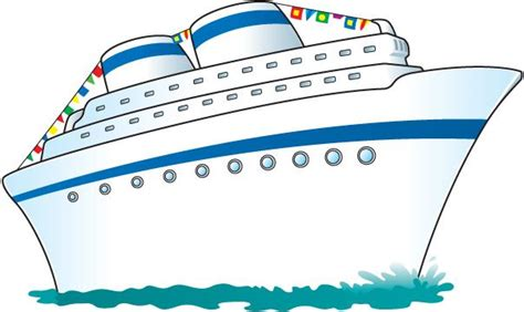 Disney Cruise Ship Clip Art Cruise Clipart 3 Nautical - Clipartix
