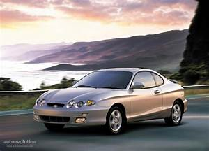 Hyundai Coupe    Tiburon - 1999  2000  2001